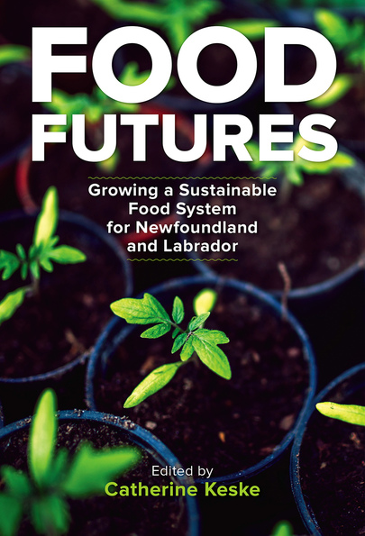 Food futures book cover