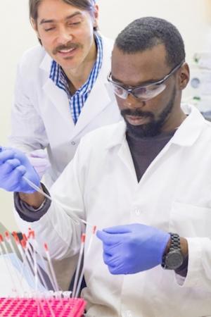 Dr Fabian Fillip UC Merced Cancer Research