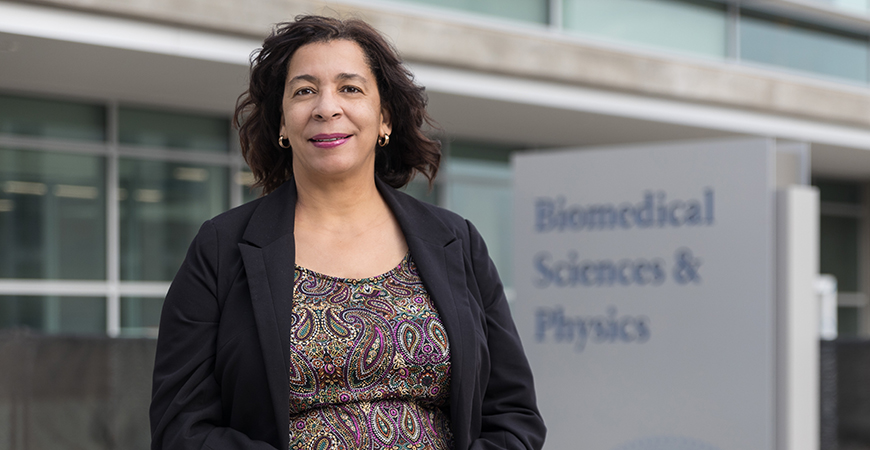Dr. Thelma Hurd joins UC Merced as the Director of Medical Education after years working as a clinician, public health researcher and translational scientist.