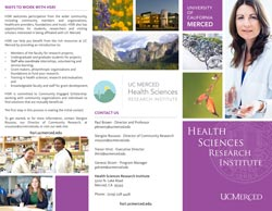 HSRI 2012 brochure