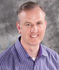 HSRI Executive Director Trevor Hirst