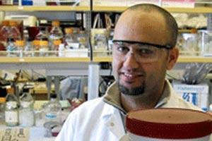 Graduate student researcher