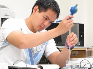 COEHD undergraduate researcher
