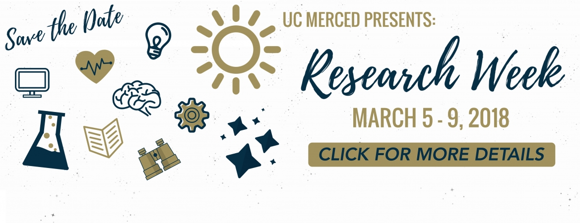 Research Week March 2018