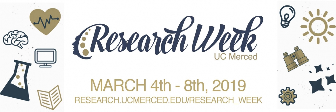 2019 Research week dates
