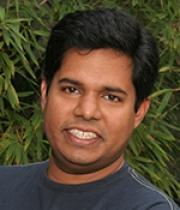 HSRI member Ajay Gopinathan